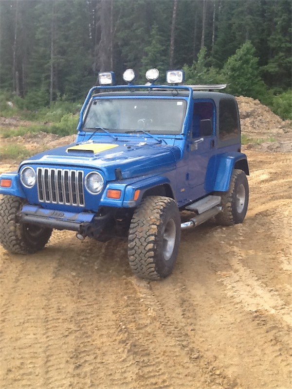 1999 TJ Custom