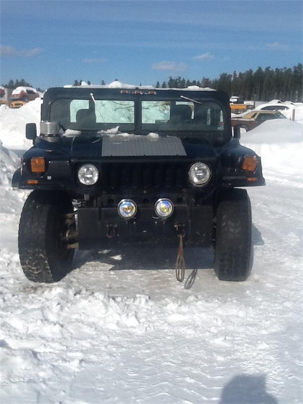 H1 Hummer kit